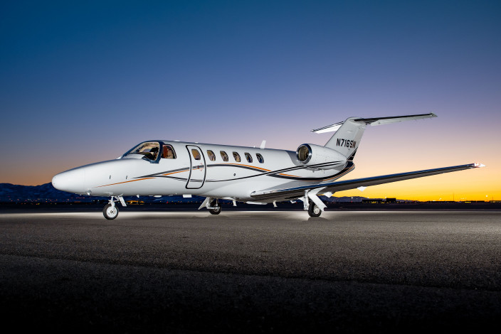 50% Share - 2009 Cessna Citation CJ2+ SN 525A-0445