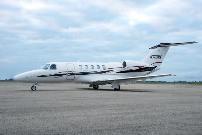 2012 Cessna Citation CJ4 SN 525C-0107