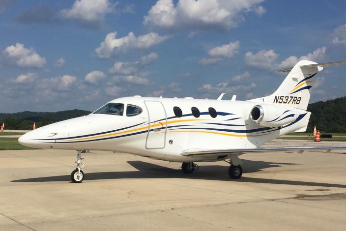 2007 Beechcraft Premier IA SN RB-190