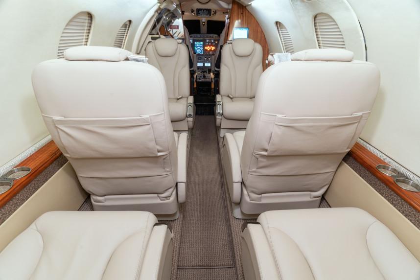 2008 Beechcraft Premier IA SN RB-240