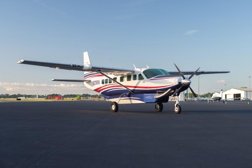 2018 Cessna Grand Caravan EX SN 208B5476