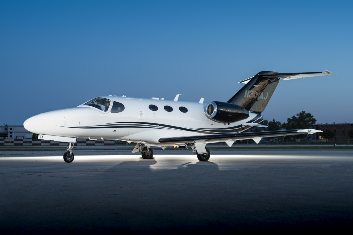 2009 Cessna Citation Mustang SN 510-0233