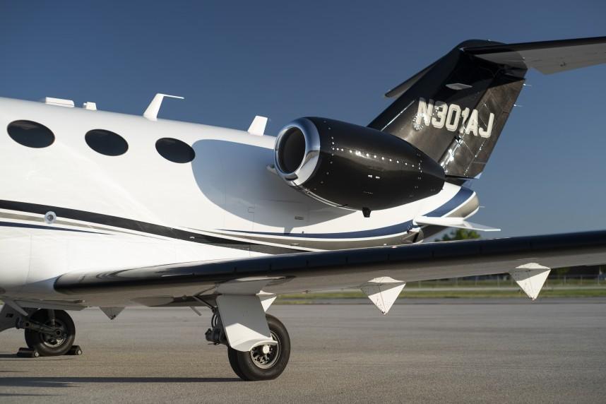 2009 Cessna Citation Mustang SN 510-0233