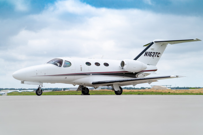 2007 Cessna Citation Mustang SN 510-0039