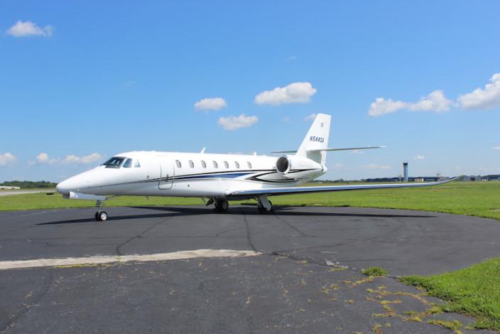 2015 Cessna Citation Sovereign+ SN 680-0544