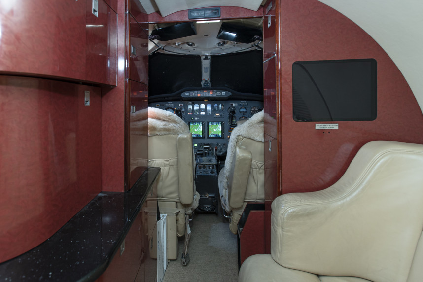 1981 Cessna Citation II SN 550-0398