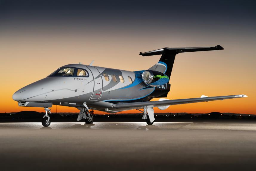 2013 Embraer Phenom 100 SN 50000310