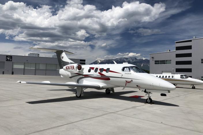 2010 Embraer Phenom 100 SN 50000159