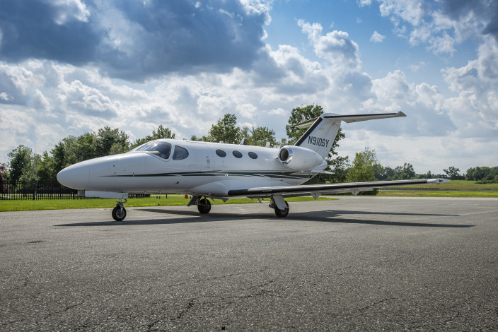 2007 Cessna Citation Mustang SN 510-0009