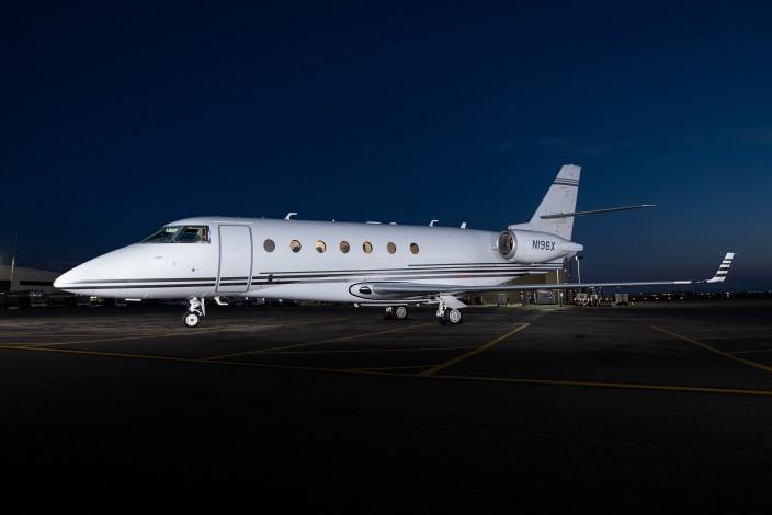 2008 Gulfstream G-200 SN 196