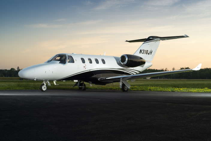 2014 Cessna Citation M2 SN 525-0817