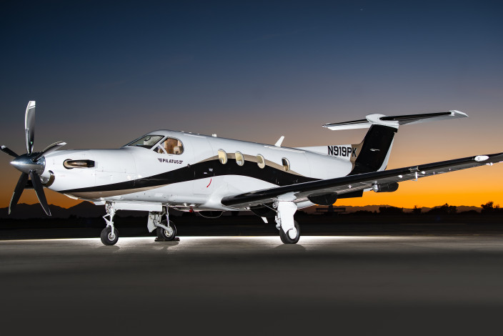2009 Pilatus PC-12 NG SN 1095