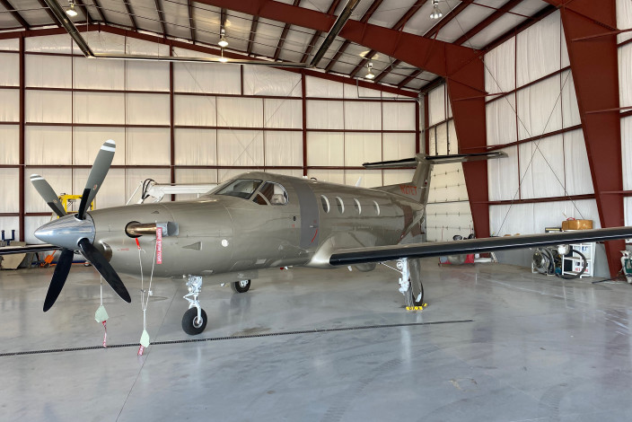 2009 Pilatus PC-12 NG SN 1091