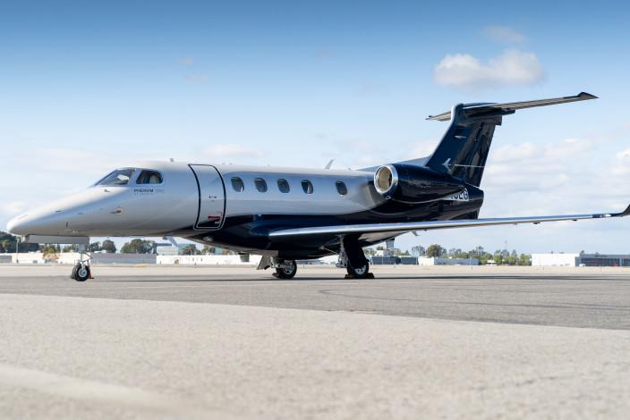 2019 Embraer Phenom 300E SN 50500548