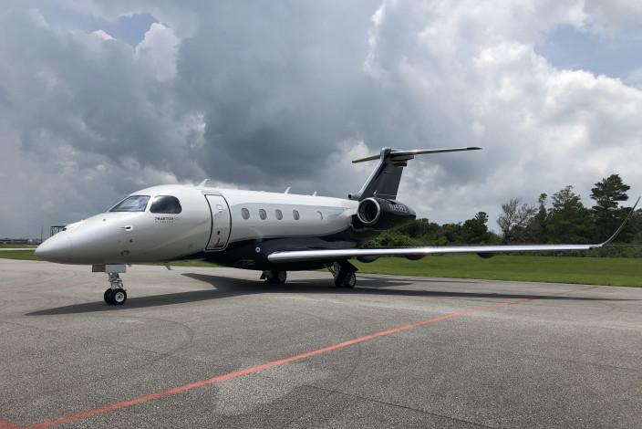 2020 Embraer Praetor 500 SN 55010058