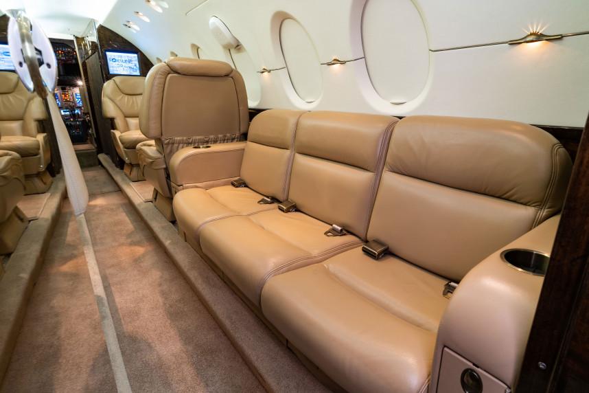 2003 Beechcraft Hawker 800XP SN 258623