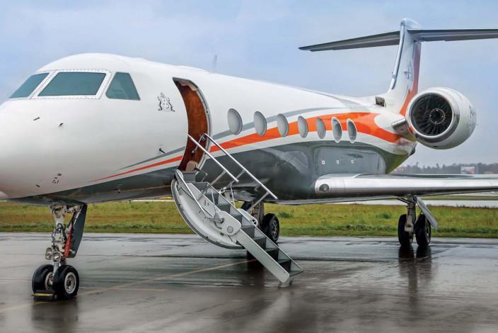 2008 Gulfstream G-550 SN 5193