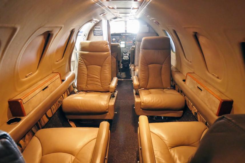 1979 Cessna Citation I/SP SN 501-0130