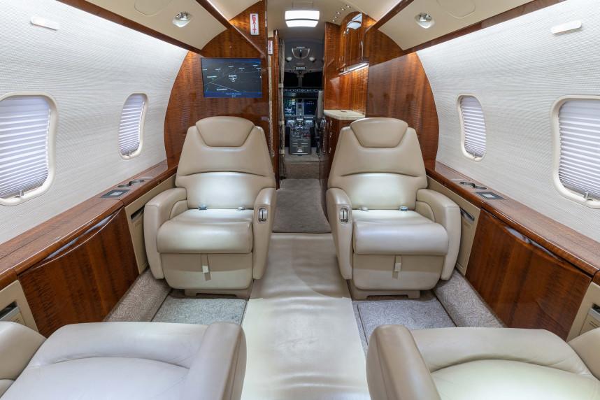 2007 Bombardier Challenger 300 SN 20186