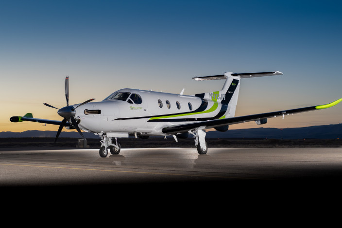 2016 Pilatus PC-12 NG SN 1603