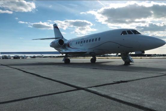 2007 Dassault Falcon 2000EX EASy SN 2000EX-104