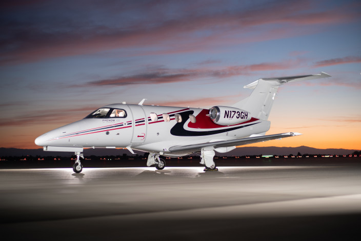 2010 Embraer Phenom 100 SN 50000173
