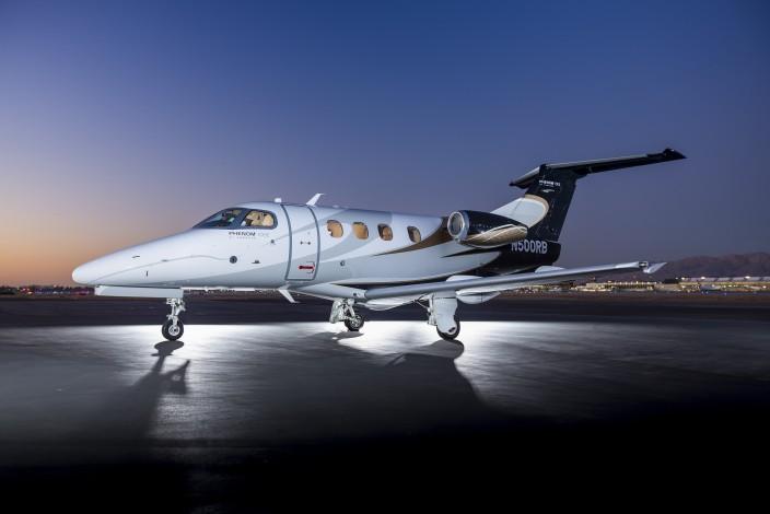 2014 Embraer Phenom 100E SN 50000334