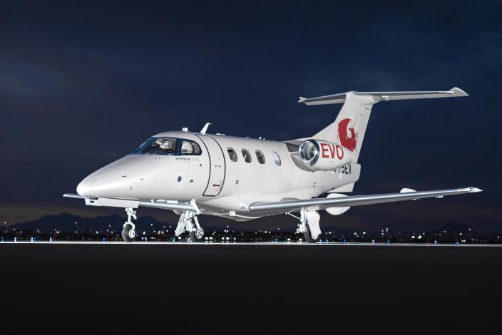 2017 Embraer Phenom 100EV SN 50000376