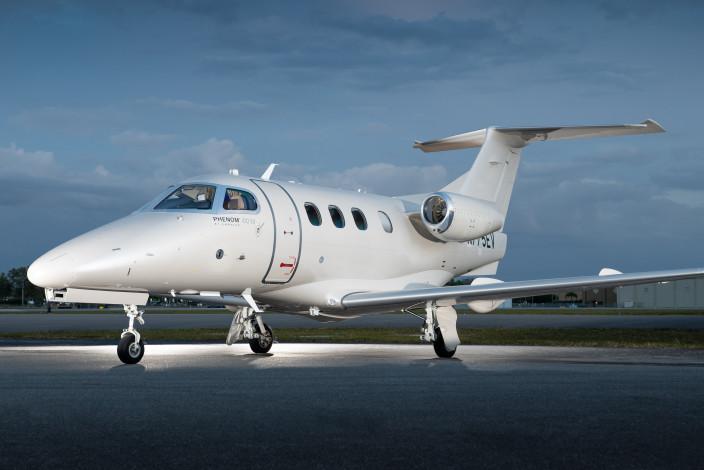 2018 Embraer Phenom 100EV SN 50000396