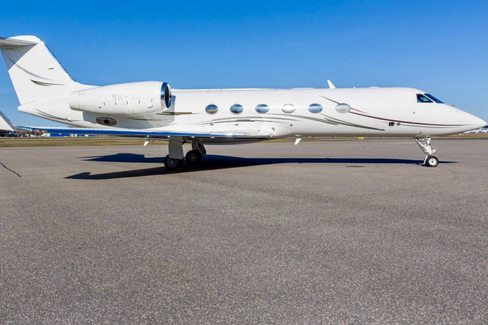 2012 Gulfstream G450 SN 4243