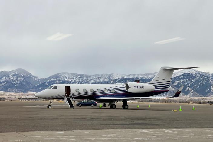 2013 Gulfstream G-450 SN 4288