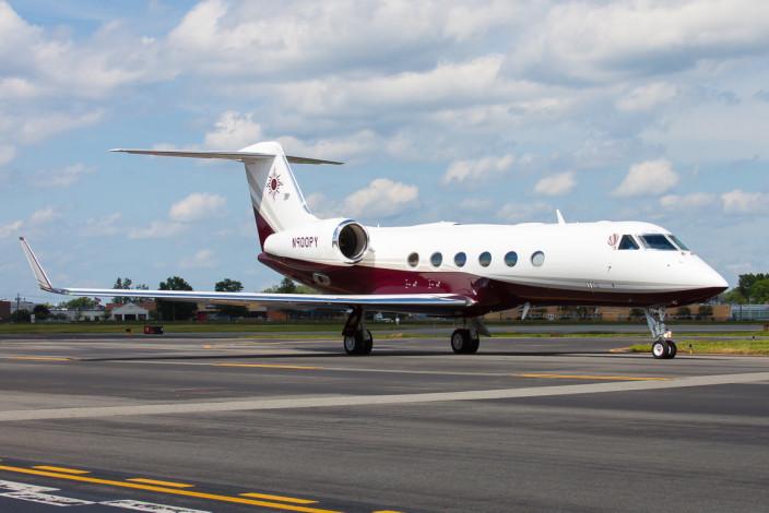 2014 Gulfstream G-450 SN 4298