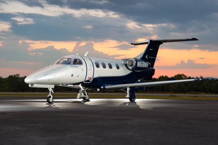 2014 Embraer Phenom 100E SN 50000331