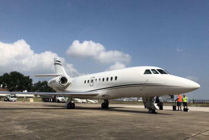2004 Dassault Falcon 2000EX EASy SN 2000EX-51