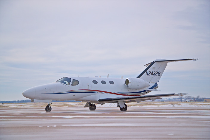 2007 Cessna Citation Mustang SN 510-0020