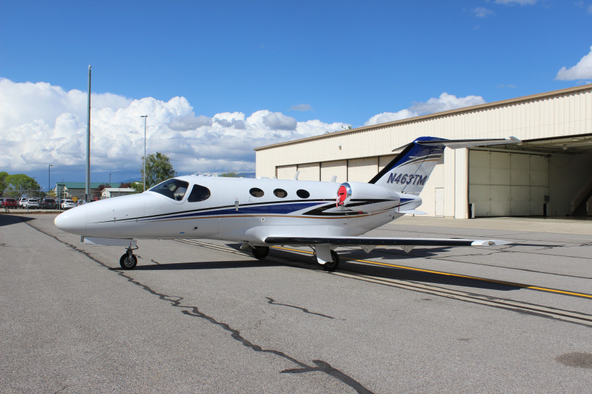 2009 Cessna Citation Mustang SN 510-0169