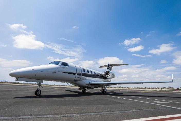 2011 Embraer Phenom 300 SN 50500041