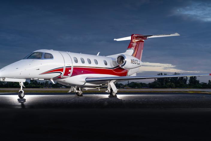 2011 Embraer Phenom 300 SN 50500045