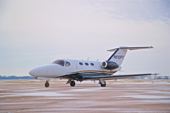 2009 Cessna Citation Mustang SN 510-0172