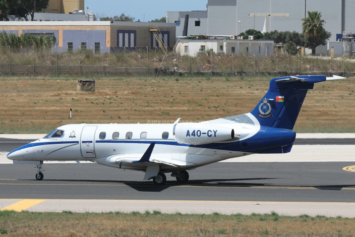 2011 Embraer Phenom 300 SN 50500085