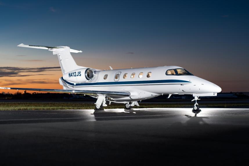 2012 Embraer Phenom 300 SN 50500088