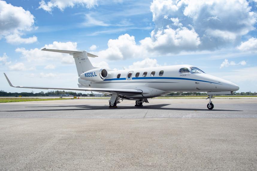 2012 Embraer Phenom 300 SN 50500117