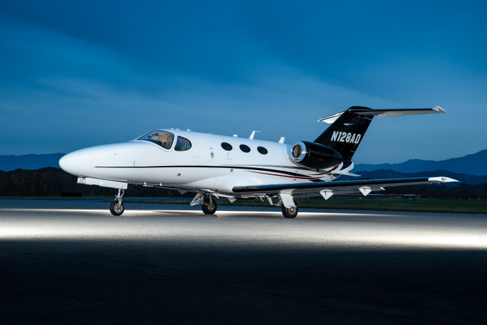 2009 Cessna Citation Mustang SN 510-0184
