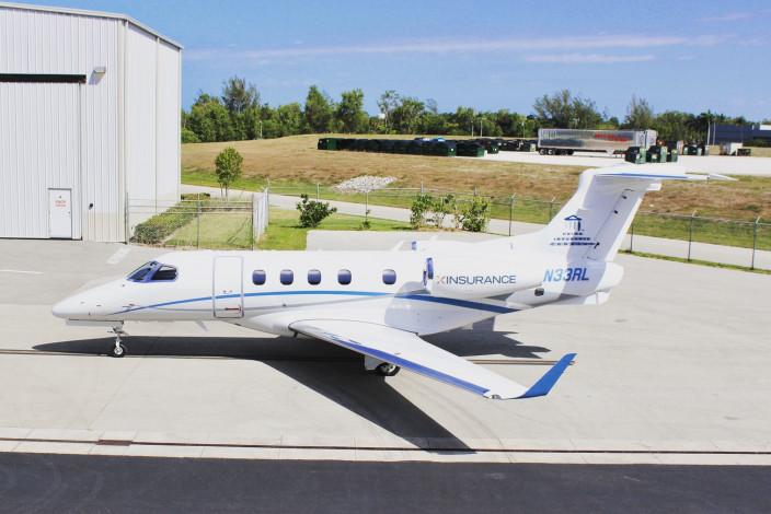 2017 Embraer Phenom 300 SN 50500426