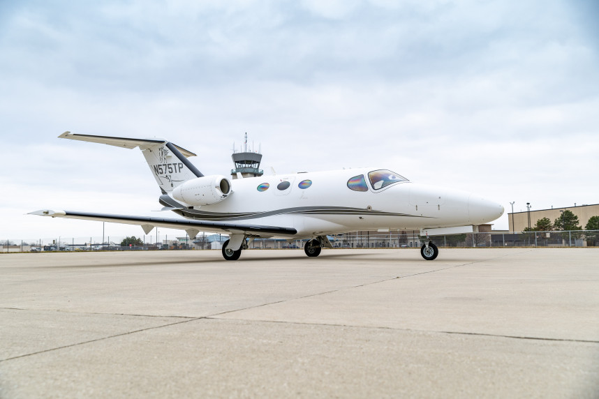 2007 Cessna Citation Mustang SN 510-0022