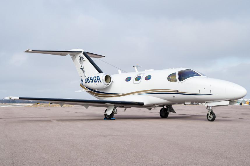 2007 Cessna Citation Mustang SN 510-0043