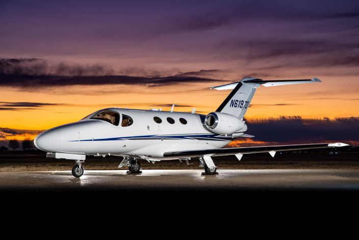 2008 Cessna Citation Mustang SN 510-0088