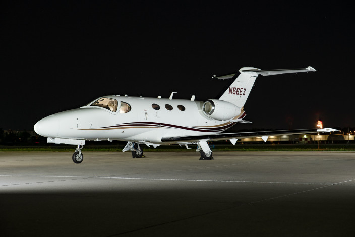 2008 Cessna Citation Mustang SN 510-0110