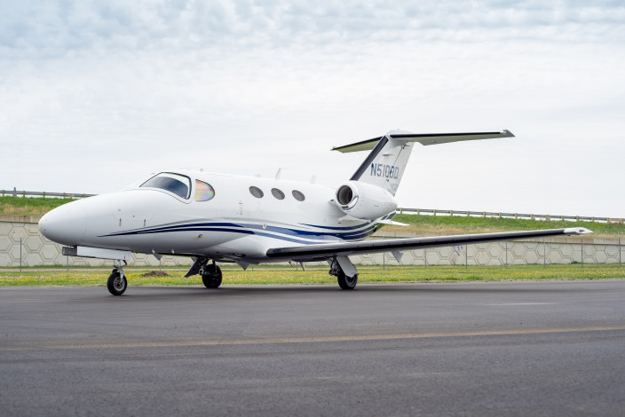 2009 Cessna Citation Mustang SN 510-0249