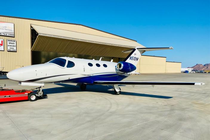 2016 Cessna Citation Mustang SN 510-0468